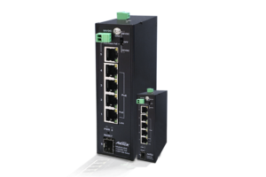 Aetek, Industrial PoE Switch